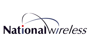 National Wireless logo